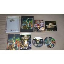 Mortal Kombat Vs Dc Edição Colecionador Aceito Mp