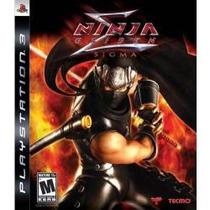 Ninja Gaiden Sigma Impecavel Para Ps3, Faço Sedex A Cobrar