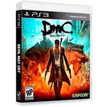 Jogo Novo Ps3 Dmc Devil May Cry 5 Em Português Playstation 3