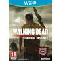 Jogo Novo The Walking Dead Survival Instinct Nintendo Wii U