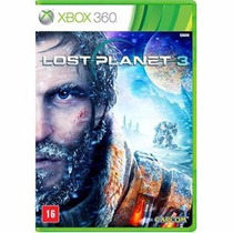 Lost Planet 3 - Jogo Xbox 360 - Legendas Português Semi Novo