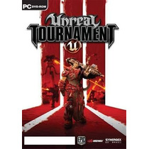 Game Pc Unreal Tournament Iii Dvd Rom - Novo Lacrado