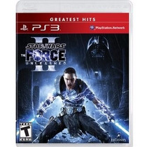 Star Wars The Force Unleashed 2 - Jogo Ps3