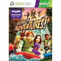 Kinect Adventures Xbox360 Jogo - Original - Lacrado