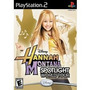 Jogo Da Disney Hannah Montana Spotlight World Tour Para Ps2