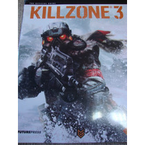 Killzone 3 The Official Guide Seja Elite - Livro Brochura