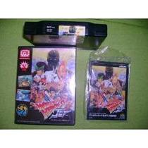 World Heroes 2 Jet Com Caixa E Manual Pra Neo Geo Caseiro