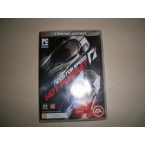 Jogo Need For Speed Hot Pursuit Para Pc Original -rs