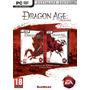 Dragon Age Origins Ultimate Pc Game Original Frete Grátis Rj