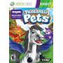 Jogo Original E Lacrado Fantastic Pets Para Kinect Xbox360