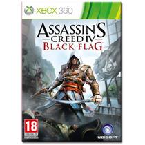 Assassins Creed 4 Black Flag Em Português. ! Jogos Xbox 360