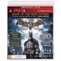 Jogo Para Ps3 Batman Arkham Asylum 3d Original Lacrado