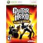 Aproveite! Guitar Hero World Tour Xbox 360 - ***frete Gratis