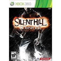 Game Silent Hill Downpour - Xbox 360 (ntsc Novo Lacrado)