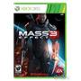 Mass Effect 3 Xbox 360 Game Original Lacrado