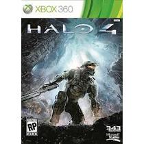 Jogo Ntsc Halo 4 Para Xbox 360 Totalmente Em Portugues