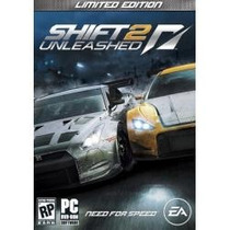 Jogo Need For Speed Shift 2 Unleashed Limited Edition Pra Pc
