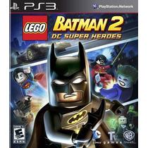 Lego Batman 2 Dc Super Heroes Ps3 Português - Frete Grátis