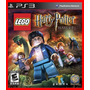 Lego Harry Potter Anos 5 A 7 Ps3 Psn Portugues Br