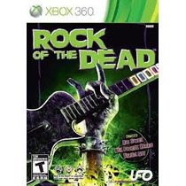 Jogo Original E Lacrado Rock Of The Dead Para Xbox 360
