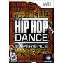 Jogo Novo The Hip Hop Dance Experience Para Nintendo Wii