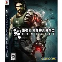 Ps3 * Bionic Commando * Pode Retirar Em Mãos * Rj