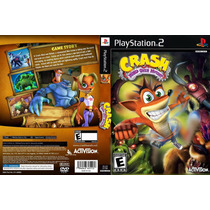 Crash Bandicoot Over The Mutant - Playstation 2 - Paty Games