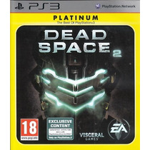 Ps3 * Dead Space 2 * Lacrado * No Rj