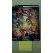 Street Fighter X Tekken Guia Oficial - Golpes, Combos. Tudo.