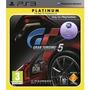 Jogo Lacrado Platinum Gran Turismo 5 3d Em Portugues Ps3