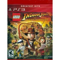 Lego Indiana Jones The Original Adventures Ps3 Original