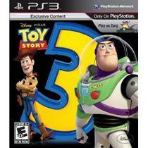 Jogo Lançamento Toy Story 3 Da Disney Para Playstation 3 Ps3