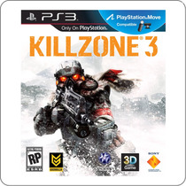 Killzone 3 - Ps3 - Novo Lacrado Original Playstation 3