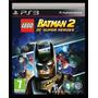 Lego Batman 2 Ps3 Dc Super Heroes Original Português