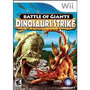 Jogo Nintendo Wii Battle Of Giants Dinosaurs Strike Lacrado