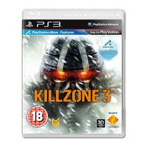 Ps3 - Killzone 3 - Em Português - Lacrado