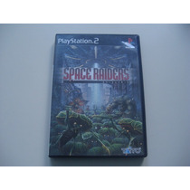 Space Raiders Original Para Playstation 2