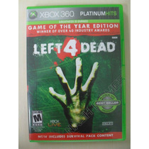 Left 4 Dead - Goty - Original - Sedex A Partir De R$ 9,99