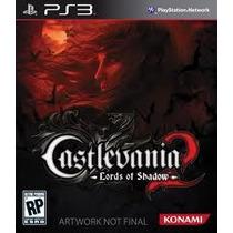 Castlevania Lords Of Shadow 2 Ps3 Legendado Pt Envio Hoje
