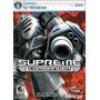 Game Supreme Commander Para Pc