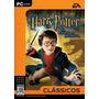 Game Harry Potter E A Câmara Secreta Cd-rom Novo Lacrado