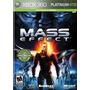 Jogo Pal Mass Effect Classics Original Lacrado Pra Xbox 360