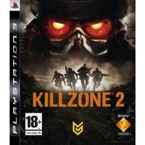 Killzone 2 Ps3 Exclusivo - Legendas Português Semi Novo