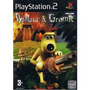 Ps2 Wallace & Gromit In Project Zoo ( Jogo Original )