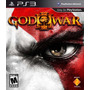 God Of War 3 Ps3 Lacrado Em Portugues