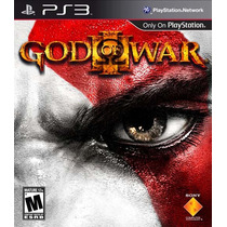 God Of War 3 Iii Português Ps3 Gow3 Original Lacrado