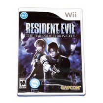 Resident Evil The Darkside Chronicles - Wii - Lacrado!