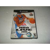 Gamecube - Nba Live 2005 - Completo, Ótimo Estado !!!