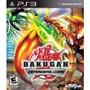 Jogo Americano Bakugan Defenders Of The Core Para Ps3 Play 3