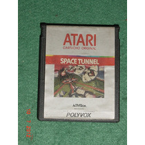 * Atari - Cartucho Original Polyvox - Space Tunnel *
